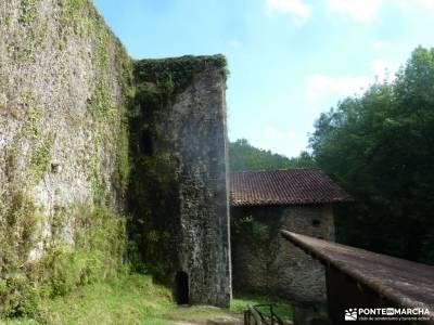 Parque Natural Pagoeta_Valle Leitzaran;crampones y piolet senderismo en huelva grupo senderista ruta